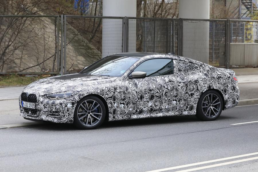 BMW 4er Coupe.