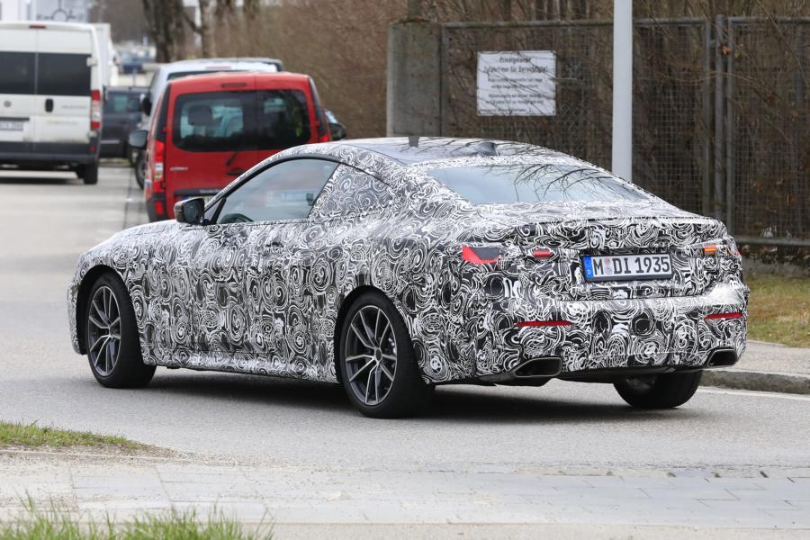BMW 4er Coupe.