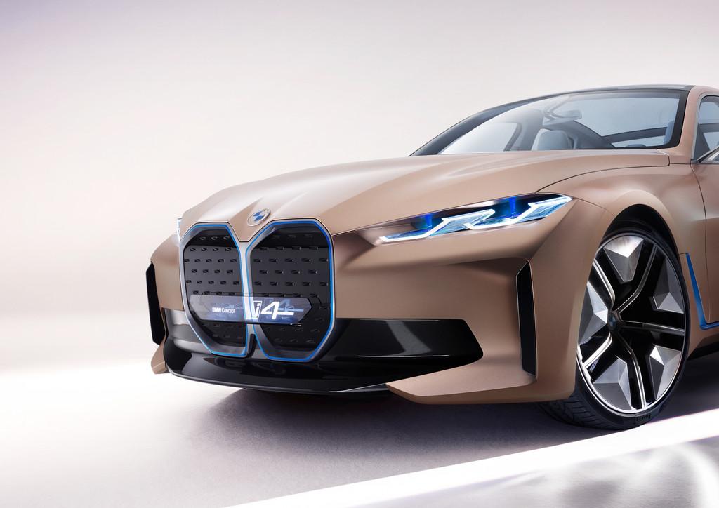 BMW i4 Concept.