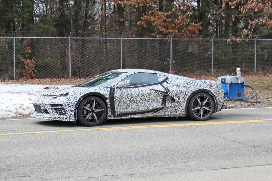 Corvette C8 Hybrid.