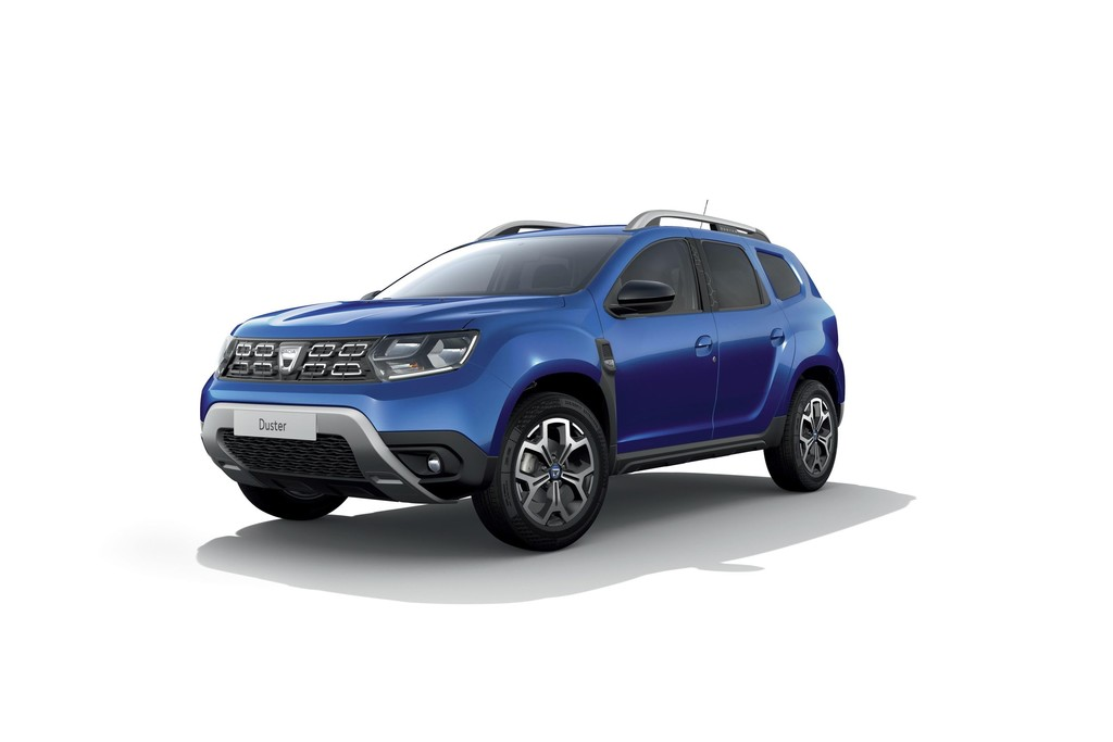 Dacia Duster Celebration.