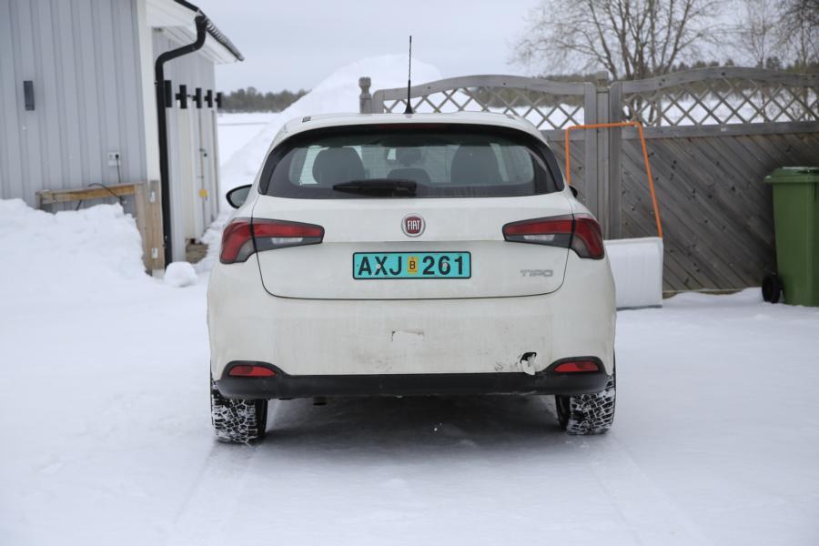 Fiat Tipo.