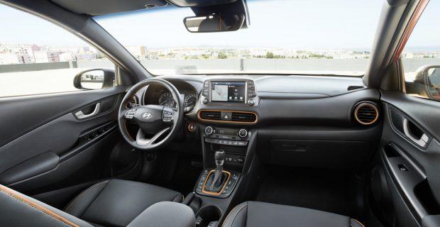 Hyundai Kona Premium.