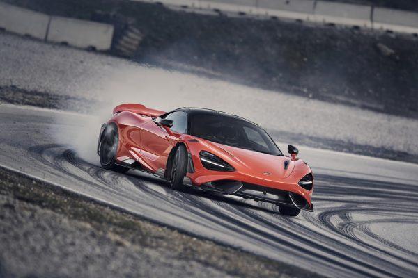 McLaren 765 LT.