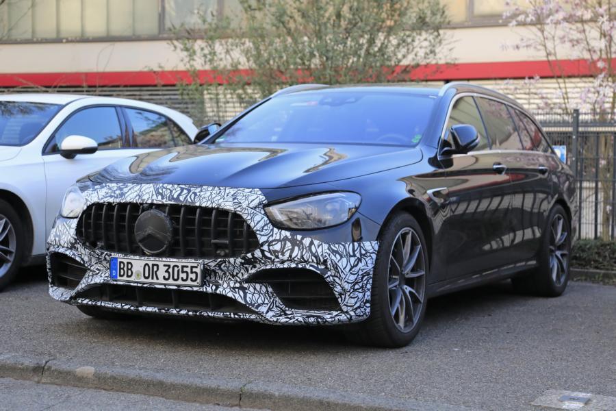 Mercedes-AMG E63 T-Modell.