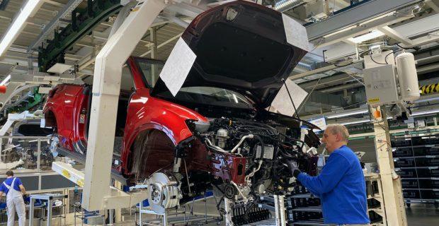 Volkswagen verlängert Produktionspause