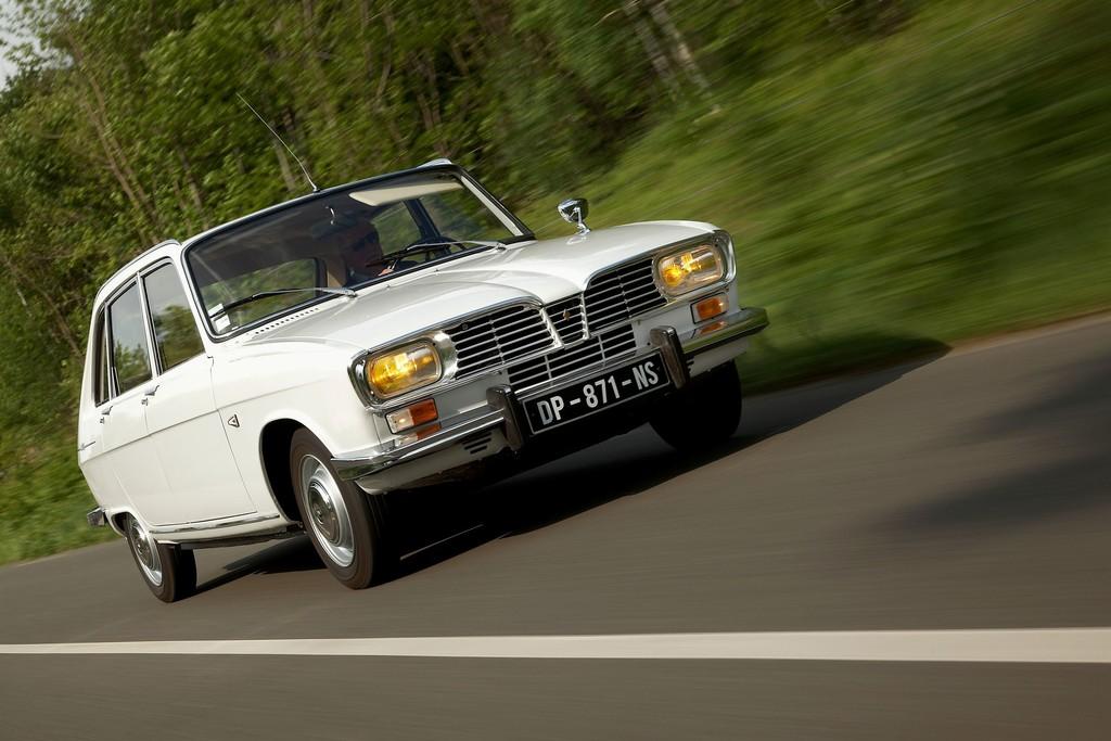 Renault 16.