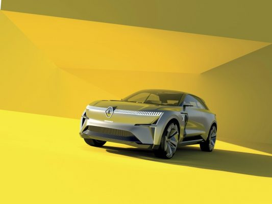 Renault Morphoz.