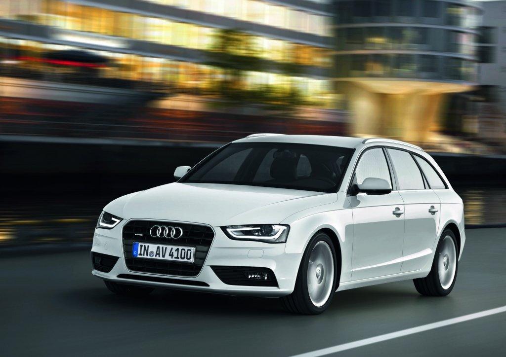 Audi A4 Avant.