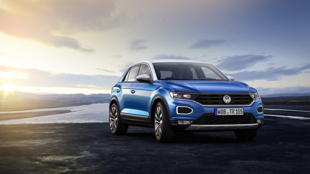 Volkswagen T-Roc Style.