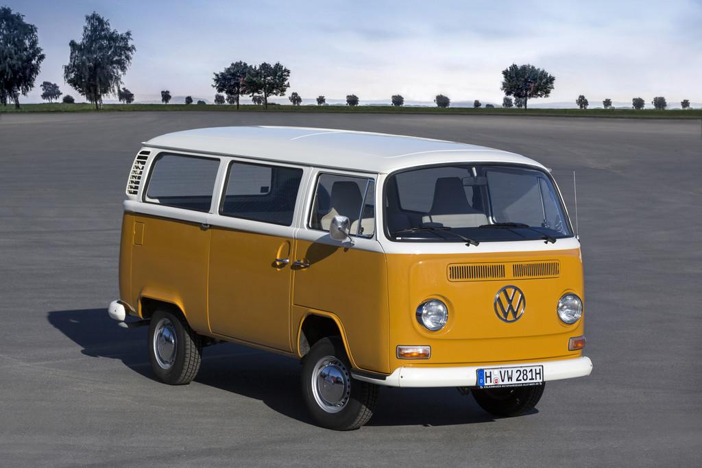 Volkswagen T2.