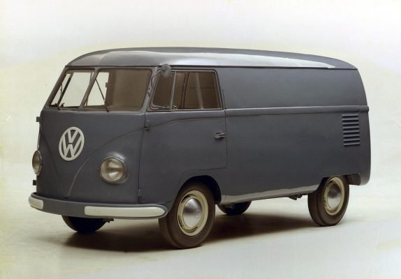 Volkswagen Typ 2, erste Generation.