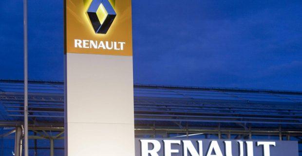 Neun von zehn Renault-Werkstätten sind geöffnet