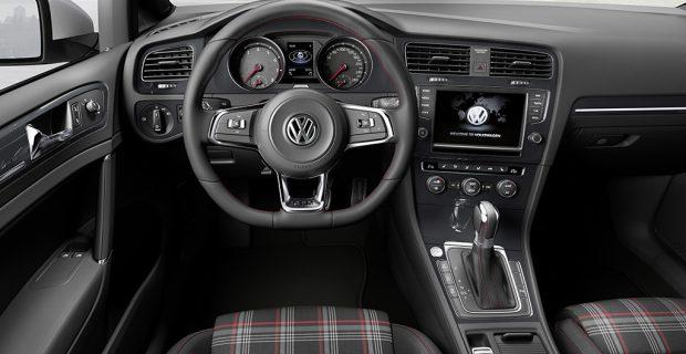 Volkswagen Golf GTI.