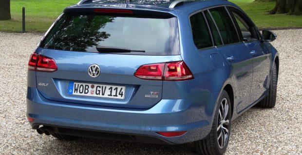 Volkswagen Golf Variant Comfortline.