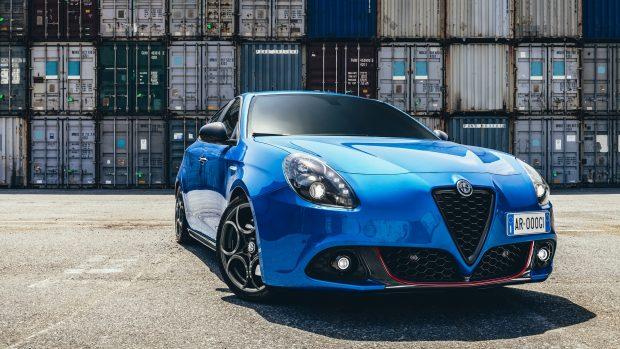 Alfa Romeo Giulietta Sport.