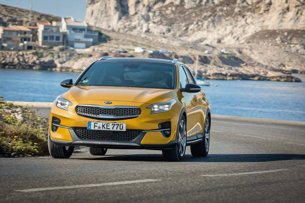 Kia X-Ceed Launch.
