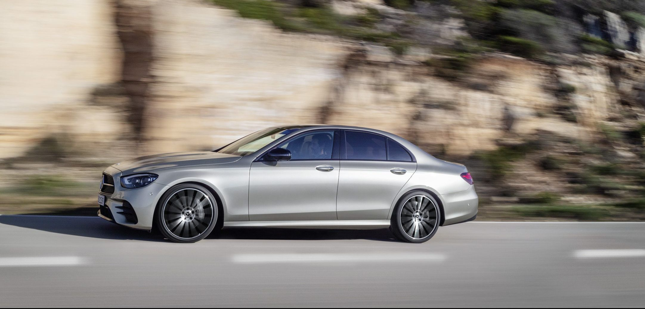Mercedes-Benz E-Klasse Limousine.