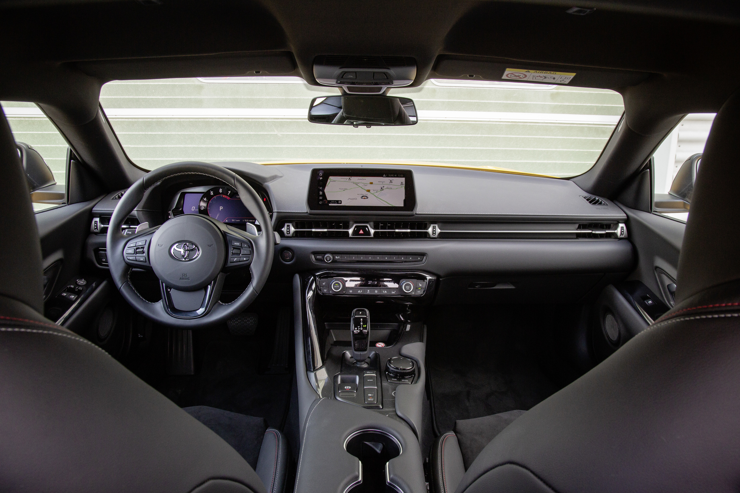 Toyota GR Supra 2.0.