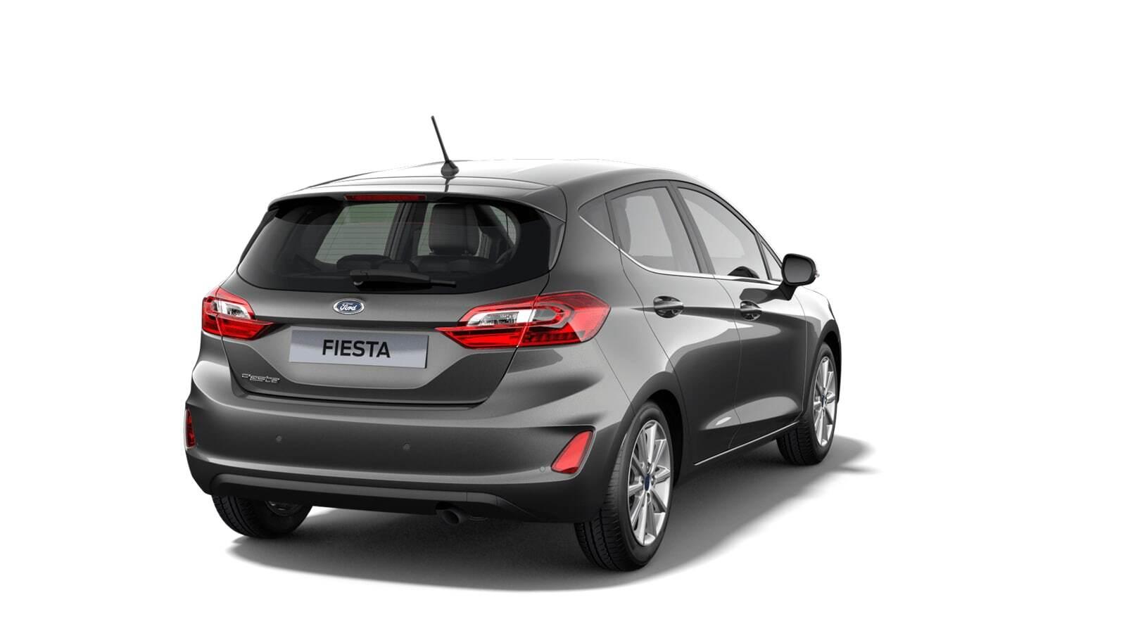Ford Fiesta Titanium.
