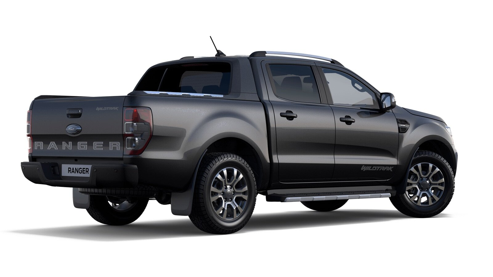 Ford Ranger Wildtrak.