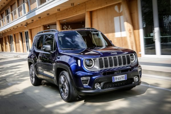 Jeep Renegade Limited.