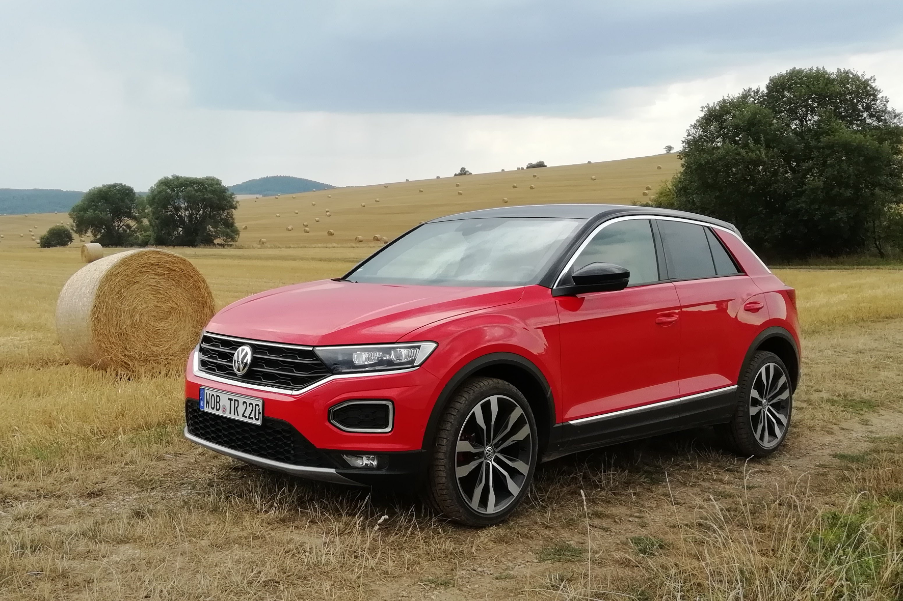 Volkswagen T-Roc.
