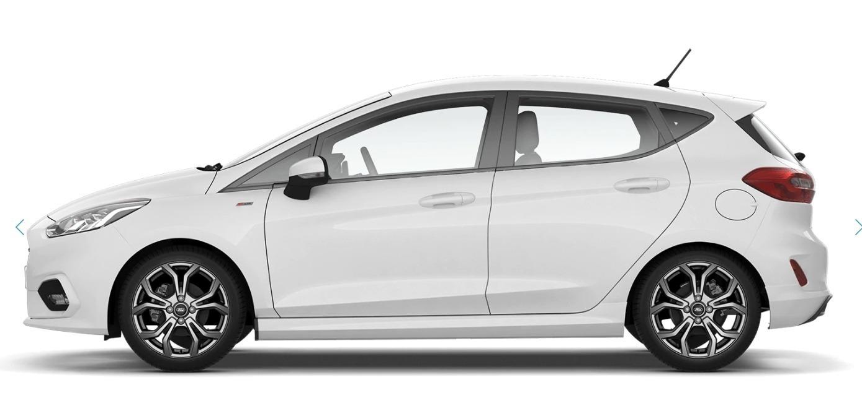 Ford Fiesta ST-Line.