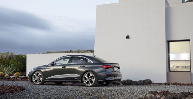 Audi A3 Limousine.