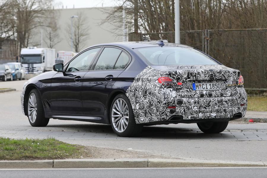 BMW 5er.