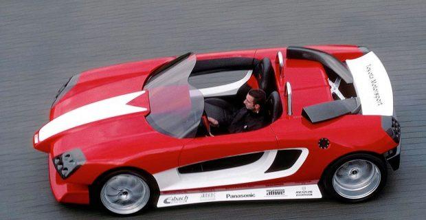 Concept Car MR2 Street Affair der Toyota Motorsport GmbH.
