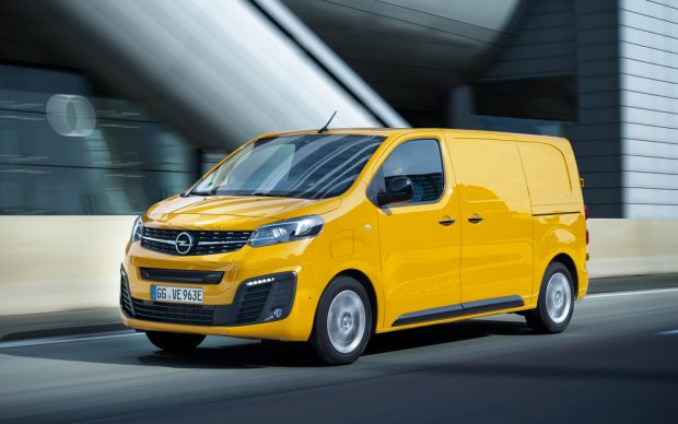 Opel Vivaro-e.