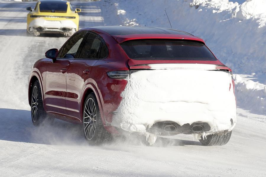 Porsche Cayenne Coupe GTS