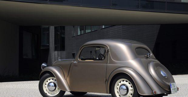 Skoda Sagitta. 1939 verkaufte Skoda die Prototypen an Privatleute.