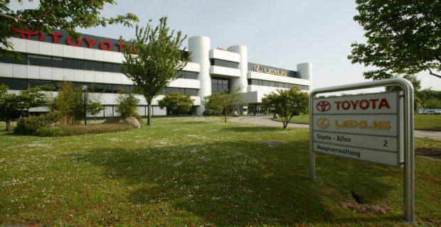 Toyota-Deutschlandzentrale in Köln.