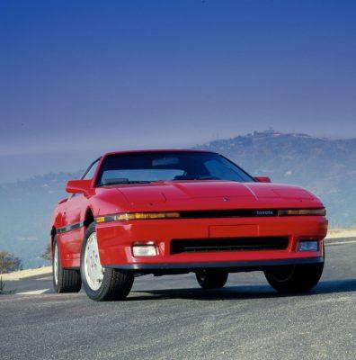 Toyota Supra (1986–1993).