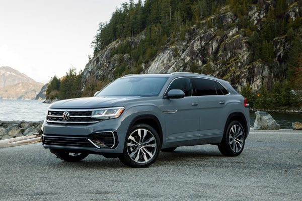Volkswagen Atlas Cross Sport.
