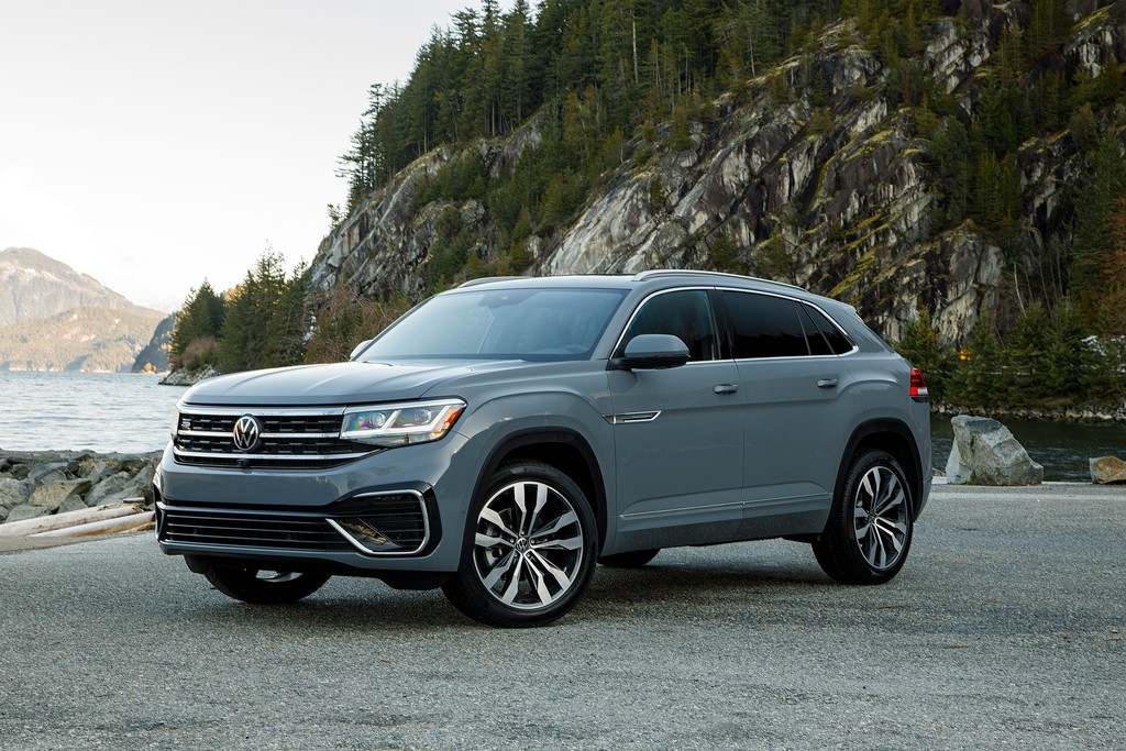 Volkswagen Atlas Cross Sport.
