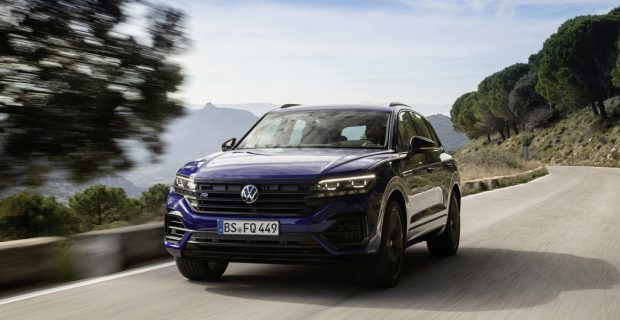 Volkswagen Touareg e-Hybrid.