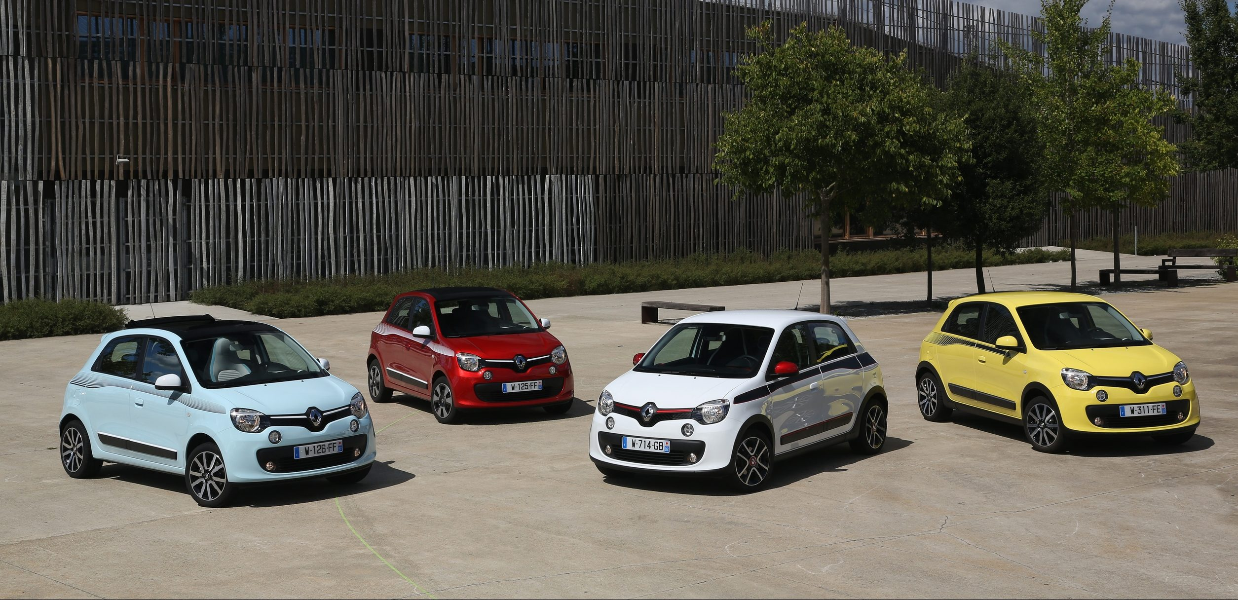 Renault Twingo Life.
