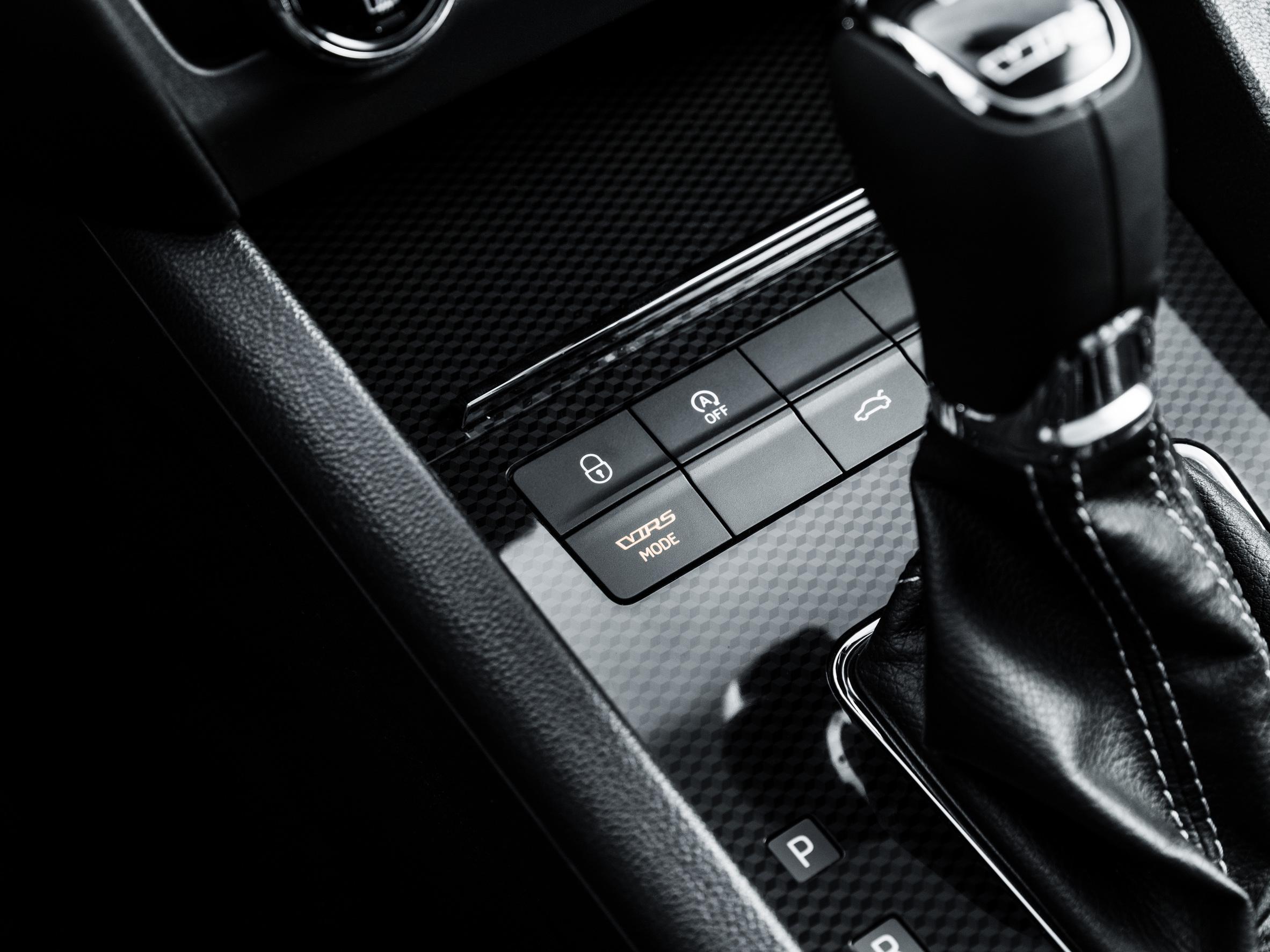 Skoda Octavia RS Combi.