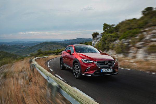 Mazda CX-3: Deutlich an Profil gewonnen
