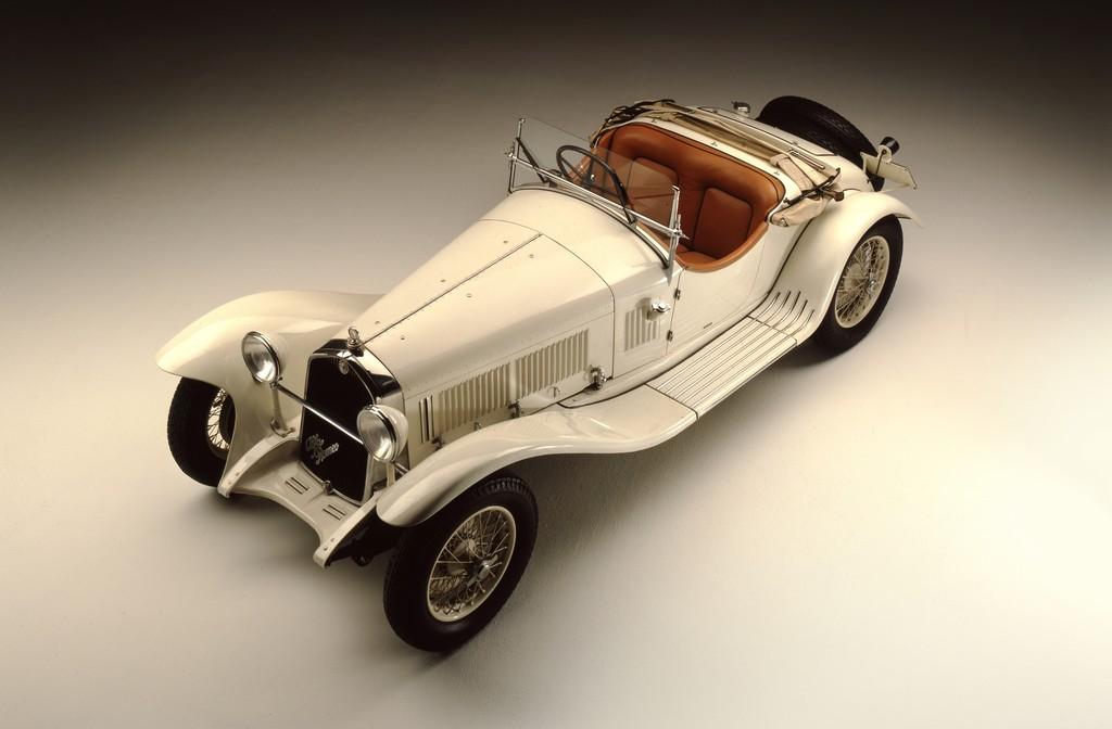 Alfa Romeo 6C 1750 Gran Sport (1931).