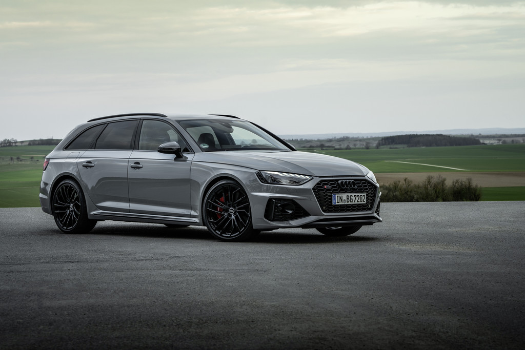 Audi RS 4 Avant.