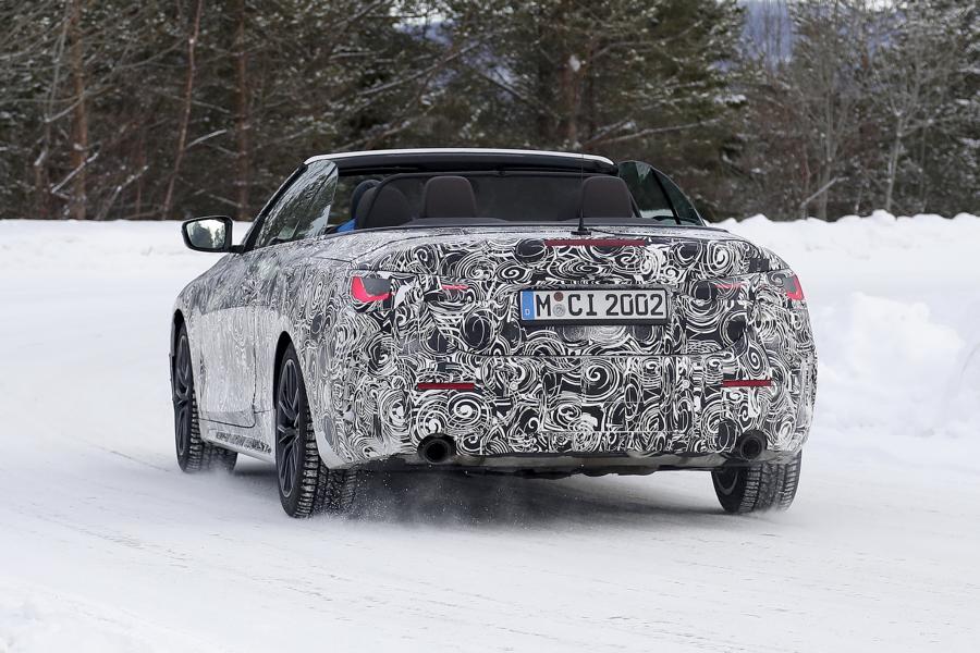 BMW 4er Cabrio.BMW 4er Cabrio.