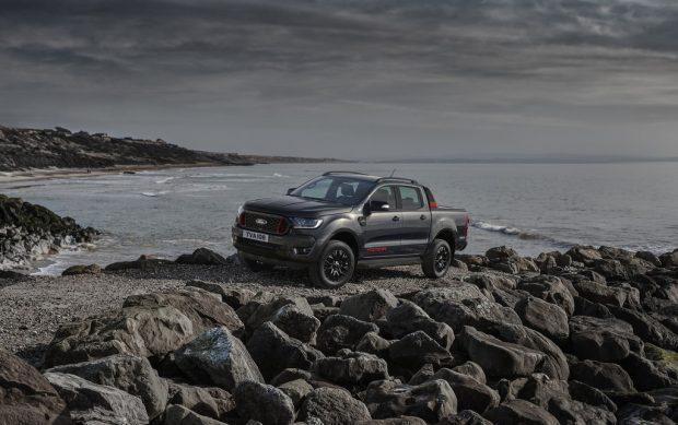 Ford Ranger Thunder: es donnert