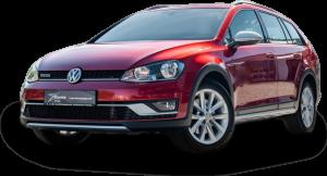Volkswagen Golf VII Alltrack (BA5)