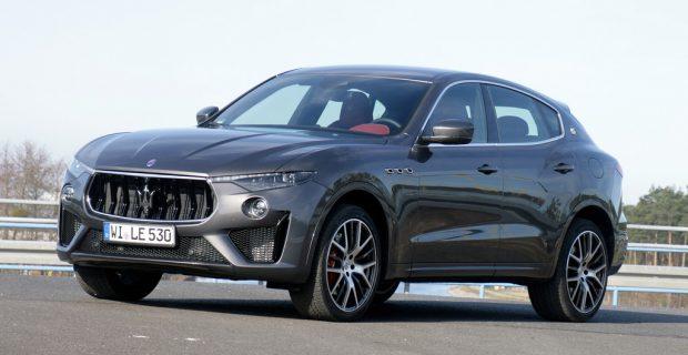 Maserati Levante GTS: Wo die Meeresbrise zum Orkan wird