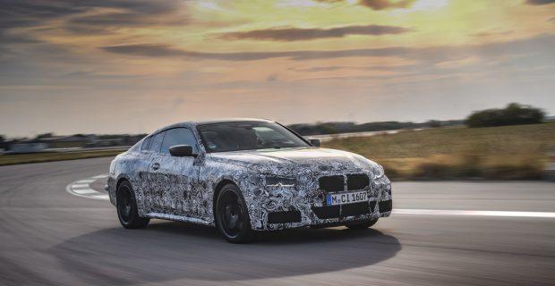 BMW 4er: Maskierter Sportwagen