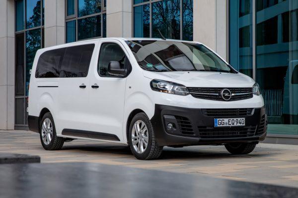 Opel Vivaro Kombi L.